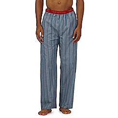 Red Herring - Orange striped pyjama bottoms