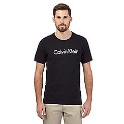 Calvin Klein - Black logo pyjama t-shirt