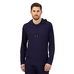 Calvin Klein - Navy pocket hoodie