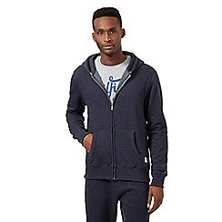 Tommy Hilfiger - Navy zip hoodie