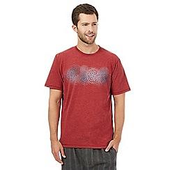 RJR.John Rocha - Designer red circle print t-shirt