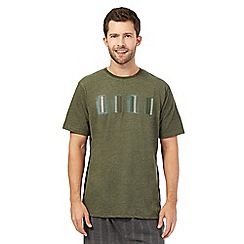 RJR.John Rocha - Green scratch layer pyjama top