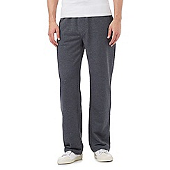RJR.John Rocha - Big and tall dark grey jersey trousers