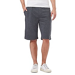RJR.John Rocha - Dark grey jersey shorts