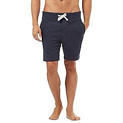 Tommy Hilfiger - Navy jersey shorts