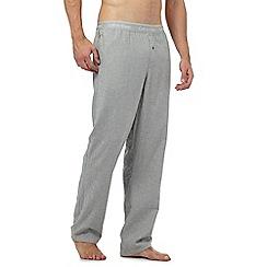 Calvin Klein - Grey striped pyjama bottoms