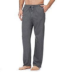 Hammond & Co. by Patrick Grant - Grey jersey pyjama bottoms