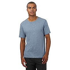 Red Herring - Light blue textured t-shirt