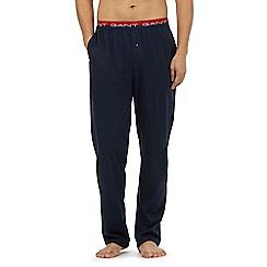 Gant - Navy jersey pyjama bottoms