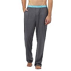 Red Herring - Dark grey jersey pyjama bottoms