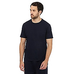 Hammond & Co. by Patrick Grant - Navy pyjama t-shirt with modal