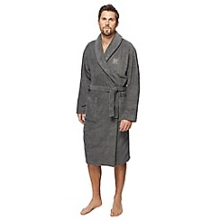 Hammond & Co. by Patrick Grant - Grey towelling dressing gown