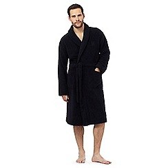Hammond & Co. by Patrick Grant - Navy towelling dressing gown
