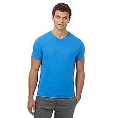 Red Herring - Blue V neck t-shirt