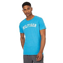 Tommy Hilfiger - Blue logo t-shirt