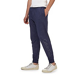 Calvin Klein - Blue jogging bottoms