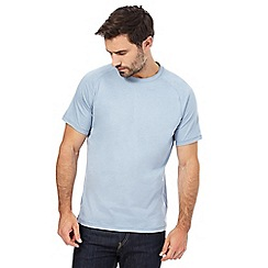 Hammond & Co. by Patrick Grant - Big and tall light blue t-shirt