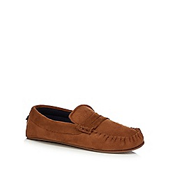 Hammond & Co. by Patrick Grant - Tan moccasin slippers