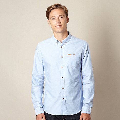 Firetrap - Light blue oxford shirt