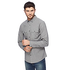 Red Herring - Grey melange shirt