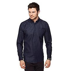Red Herring - Blue long sleeve denim shirt