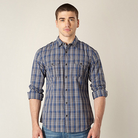 FFP - Blue checked shirt