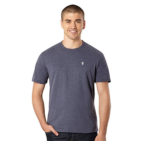 St George by Duffer - Navy plain logo t-shirt