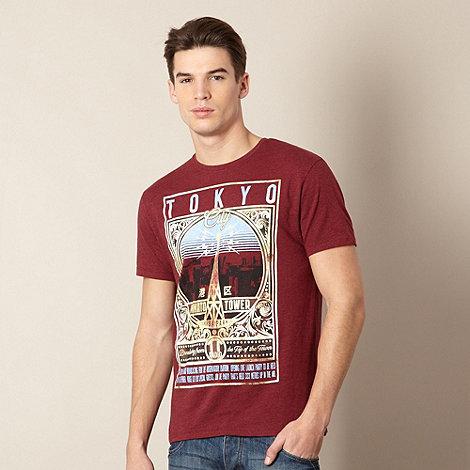 FFP - Wine +Tokyo+ print t-shirt
