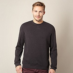 Red Herring - Dark grey crew neck sweatshirt
