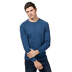 Red Herring - Blue crew neck jumper