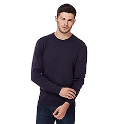 Red Herring - Navy crew neck jumper