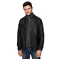 Red Herring - Black bomber jacket