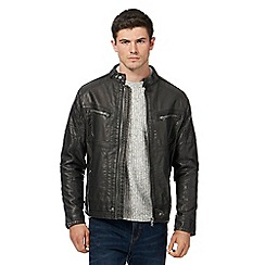 Red Herring - Black biker jacket
