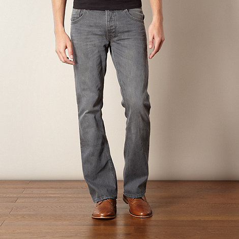 Red Herring - Grey bootcut jeans