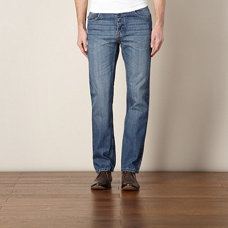 Red Herring - Blue vintage straight leg jeans