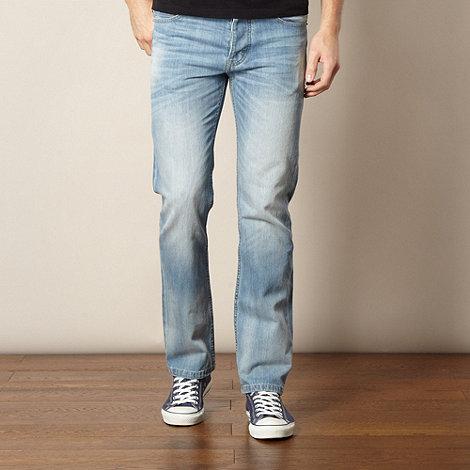 Red Herring - Light blue slim leg jeans