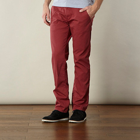 Red Herring - Rose slim fit chinos