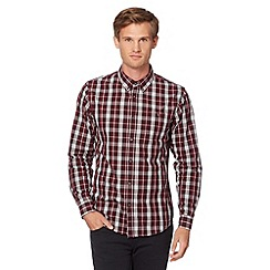 Red Herring - Red and white checked shirt