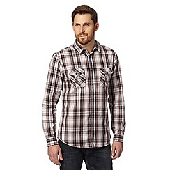 FFP - Wine checked shirt