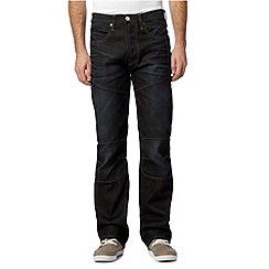 FFP - Dark blue raw wash jeans