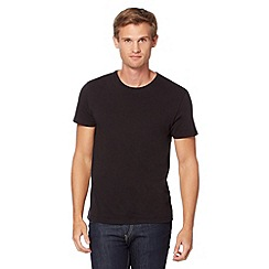 Red Herring - Black classic plain t-shirt