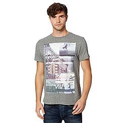 FFP - Grey CCTV t-shirt