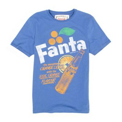 Red Herring Blue Fanta vintage t-shirt