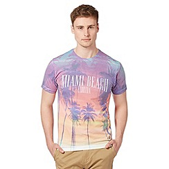 Red Herring - Orange 'Miami Beach Florida' t-shirt