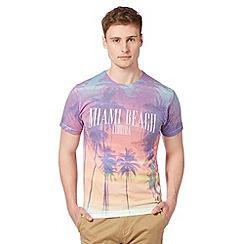 Red Herring - Orange 'Miami Beach Florida' t-shirt