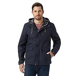 Red Herring - Navy five pocket jacket