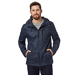 FFP - Blue denim waterproof jacket