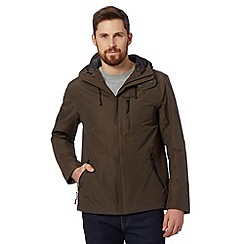 FFP - Khaki waterproof jacket