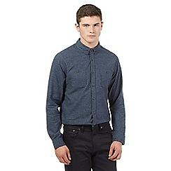 Red Herring - Blue grindle shirt