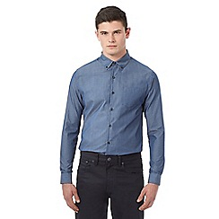 Red Herring - Blue chambray shirt